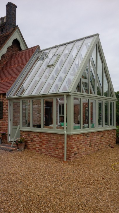 Bespoke Wooden Conservatories In Luton