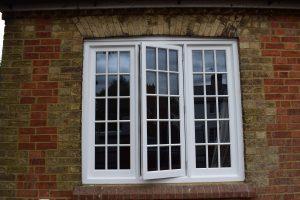 Hardwood Painted Windows