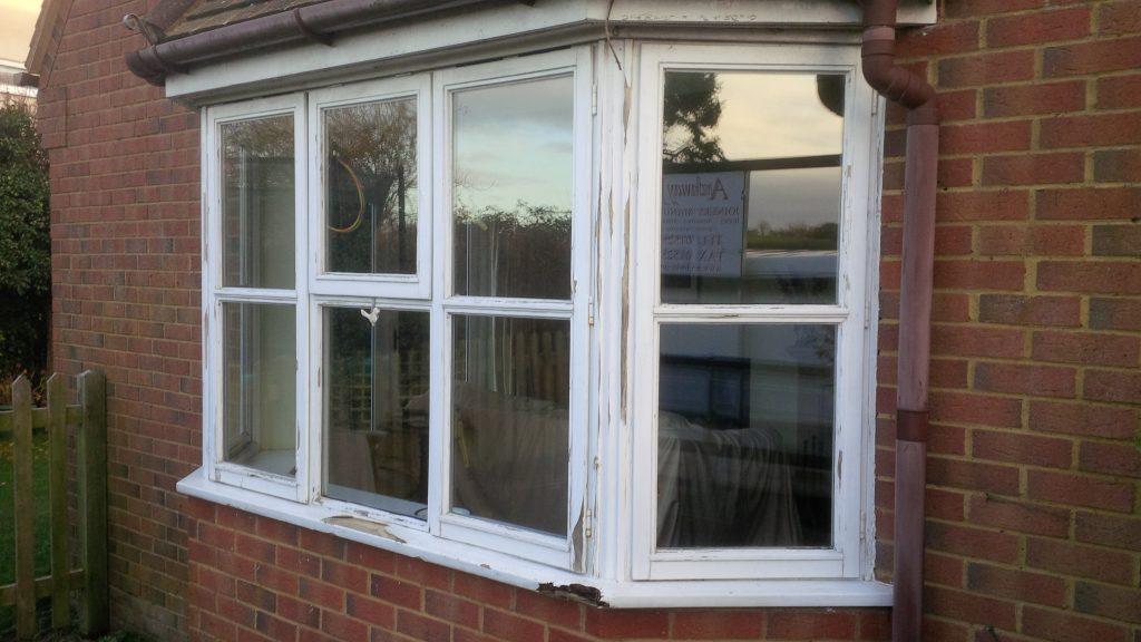Hardwood Bay Windows