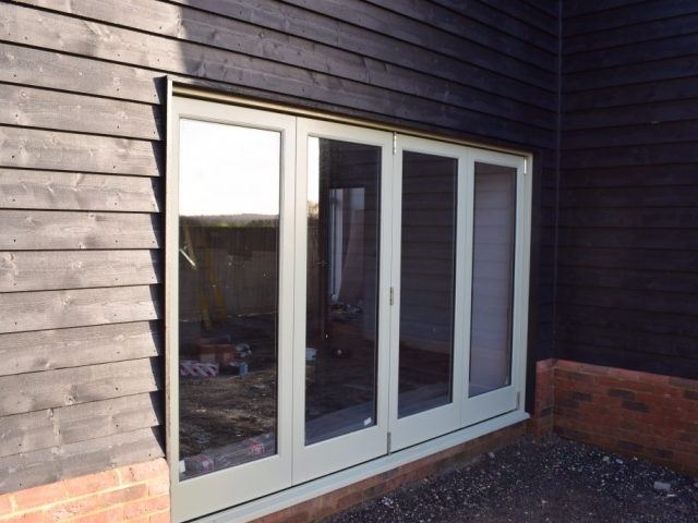 Softwood Timber Painted Windows