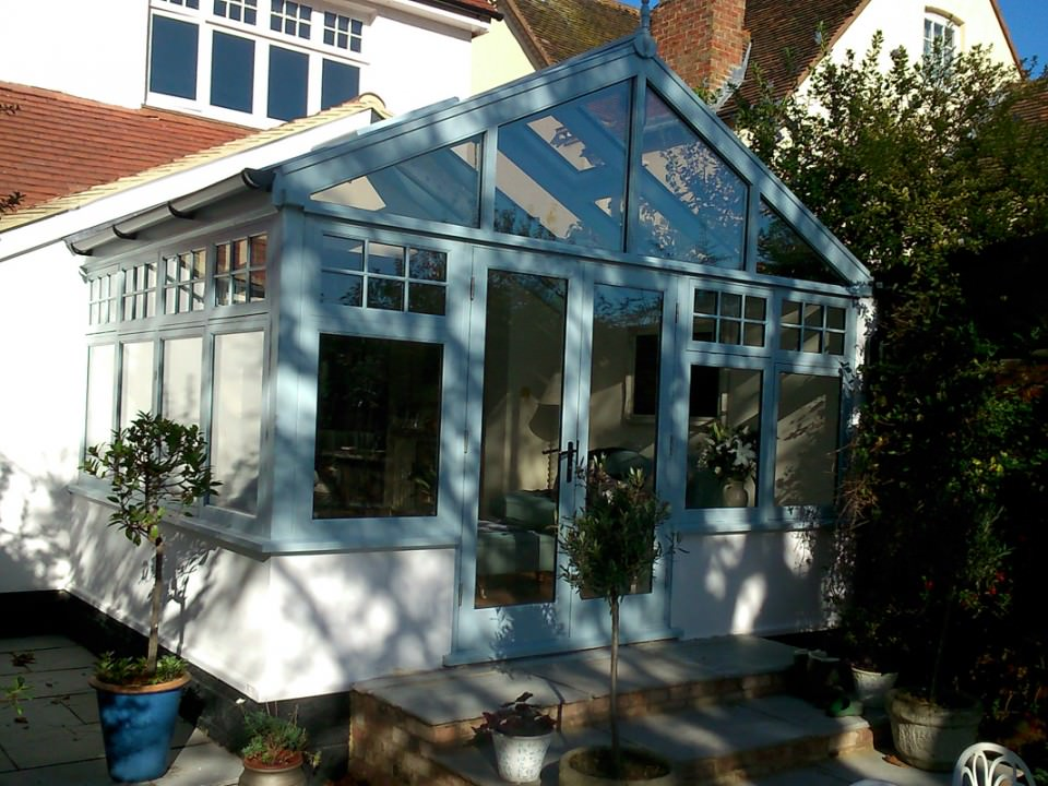 Bespoke Wooden Conservatories