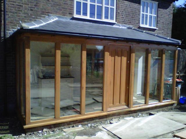 Bespoke Wooden Conservatory Luton