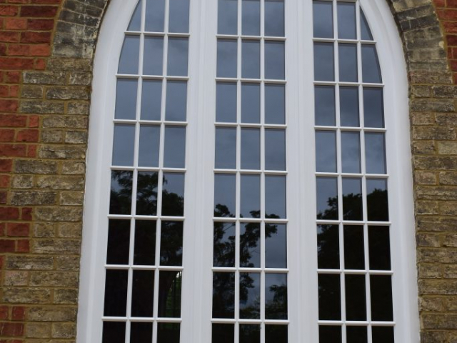 Custom Wooden Windows